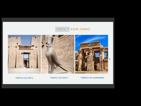 Webinar Egipto y Dubái