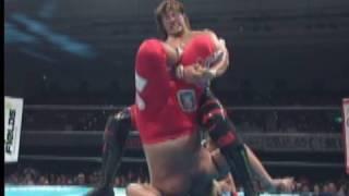 2009年8月9日 大阪府立体育会館 棚橋弘至 vs 矢野通 G1 CLIMAX 2009.