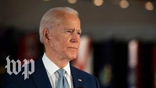 Biden delivers remarks on infrastructure plan