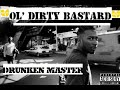 ol 39 dirty bastard drunken master instrumental album 2018