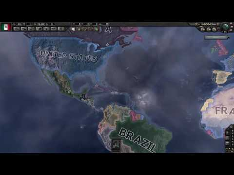 Hearts of Iron 4 Mexico Guide