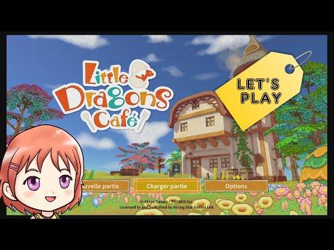 Little Dragons Cafe - Découverte du jeu [Nintendo Switch] thumbnail
