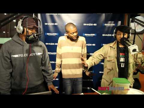 Jean Grae Performs Live While Sway Dances on Sway in the Morning