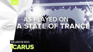 Video Willem de Roo - Icarus  [A State Of Trance 757] download MP3, 3GP, MP4, WEBM, AVI, FLV Oktober 2018