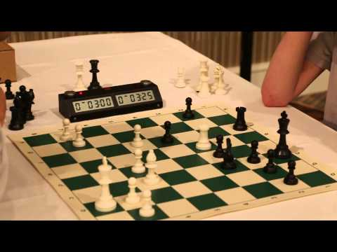 IM John Bryant's miracle against GM Conrad Holt at 2015 U.S. Open Blitz