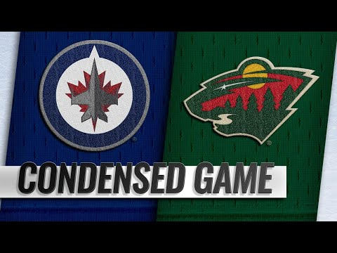 01/10/19 Condensed Game: Jets @ Wild