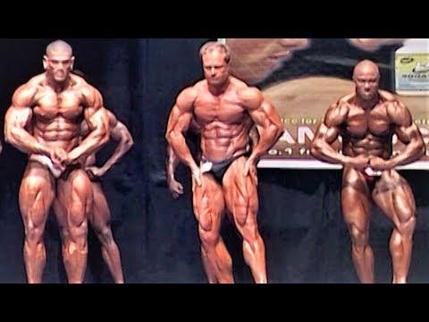 NABBA Universe 2004 - Men 1 Comparison