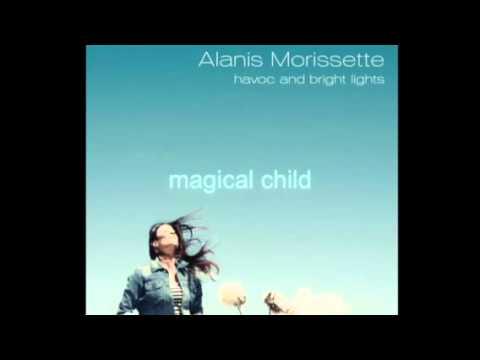 Lirik Lagu Alanis Morissette - Magical Child