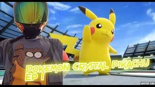Pokemon Pikachu Edition (crystal hack) - Pokemon Crystal Pika Edition EP1 CHYEAH - User video