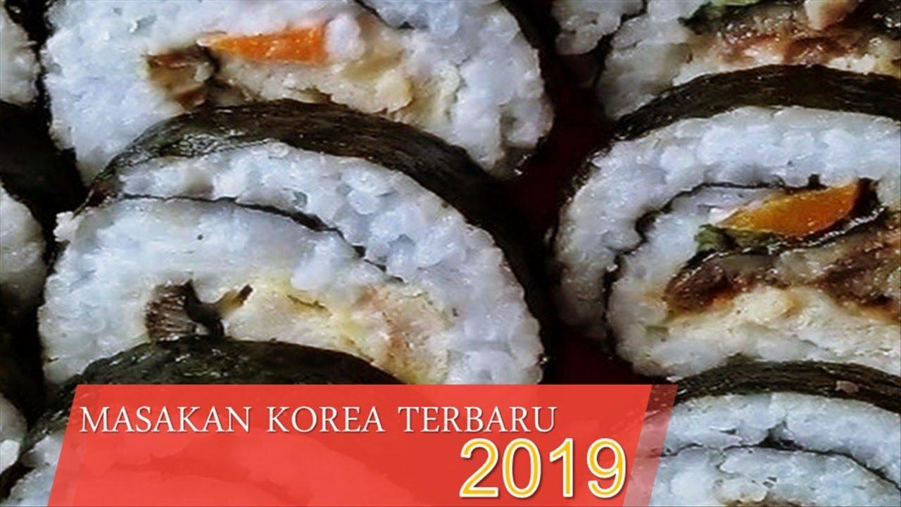 Resep Masakan Rumahan Korea Terlengkap Dan Mudah Dibuat Youtube