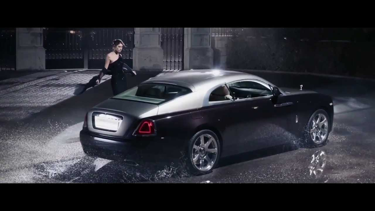 Wraith: the making of the launch film