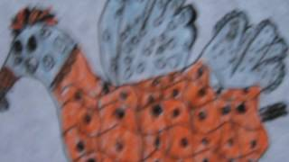 Мои старые рисунки  из школы дизайна Рыжий Кот
