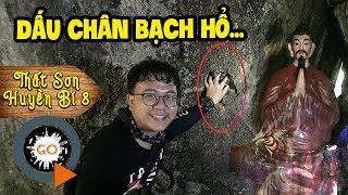 [SỐC] Tìm thấy Dấu Chân BẠCH HỔ Cào ở hang ông Cử Đa Núi Két | THẤT SƠN HUYỀN BÍ 8 | Dangerous Cave