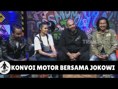 KONVOI MOTOR BERSAMA JOKOWI | HITAM PUTIH (11/04/18) 3-4