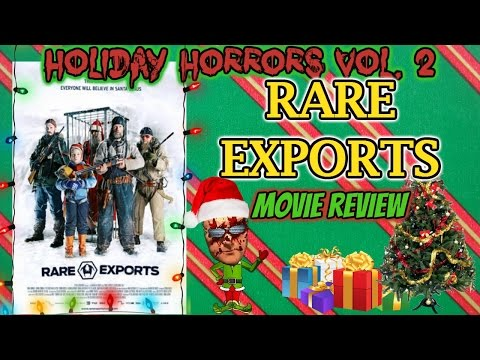 RARE EXPORTS: A CHRISTMAS TALE (2010) - Movie Review