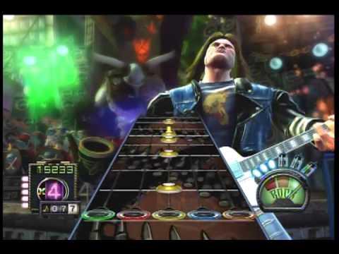11 minute gameplay guitar hero 3 legends of rock xbox 360 youtube. Black Bedroom Furniture Sets. Home Design Ideas