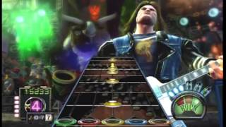 11-Minute Gameplay - Guitar Hero 3: Legends of Rock (XBOX 360)