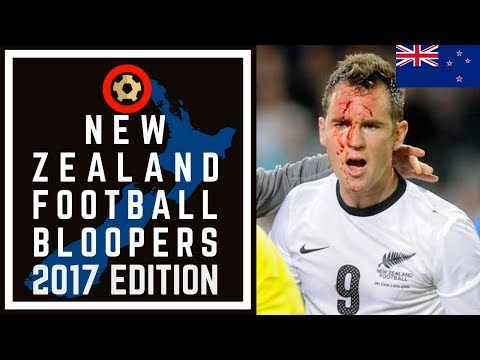 NEW ZEALAND FOOTBALL BLOOPERS 2016 - ASB PREMIERSHIP EDITION