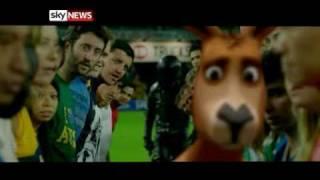 Australia World Cup 2022 Bid presentation Video to Fifa (Kangaroo)