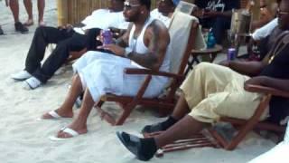 Flo-Rida Sugar ft Wynter Music Video Miami FL