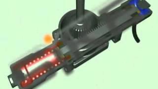 видео Реечные и поворотные гидроцилиндры