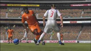 Official Konami PES 2008 Trailer