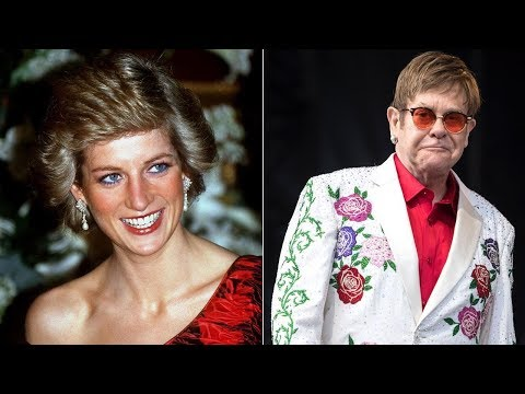 Elton John Honors Princess Diana on 20th Anniversary of Her Death: 'The World Lost an Angel'