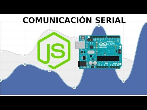 Nodejs, Arduino, Chart.js Y SerialPort | Conexión Serial