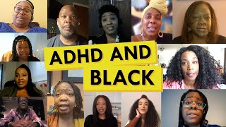 What It's Like to Be ADHD and Black