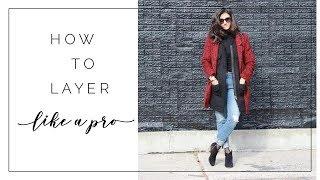 How to Layer Like a Pro   Seasonless Capsule Closet   Minimalism