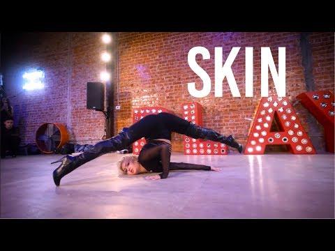 Rihanna - Skin - Choreography by Marissa Heart | #PlaygroundLA
