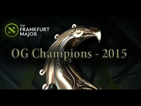 OG - Road to Frankfurt Major - Tribute [HD]