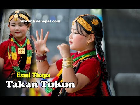 Takan Tukun - Nepali Movie Song Ft Esmi Thapa || Nepali Open Concert 2018, UK