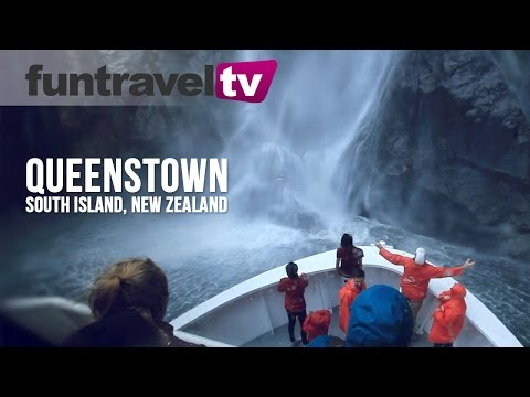 Queenstown South Island New Zealand Holiday Travel Guide
