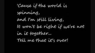 Over - Lindsay Lohan - Karaoke