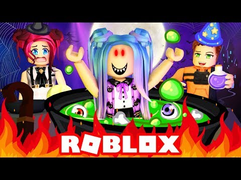 We're Going To WIZARD SCHOOL In Roblox!