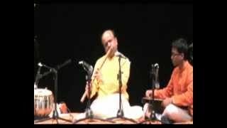 Bansuri Tepura by Rakesh Prasanna Concert part 1