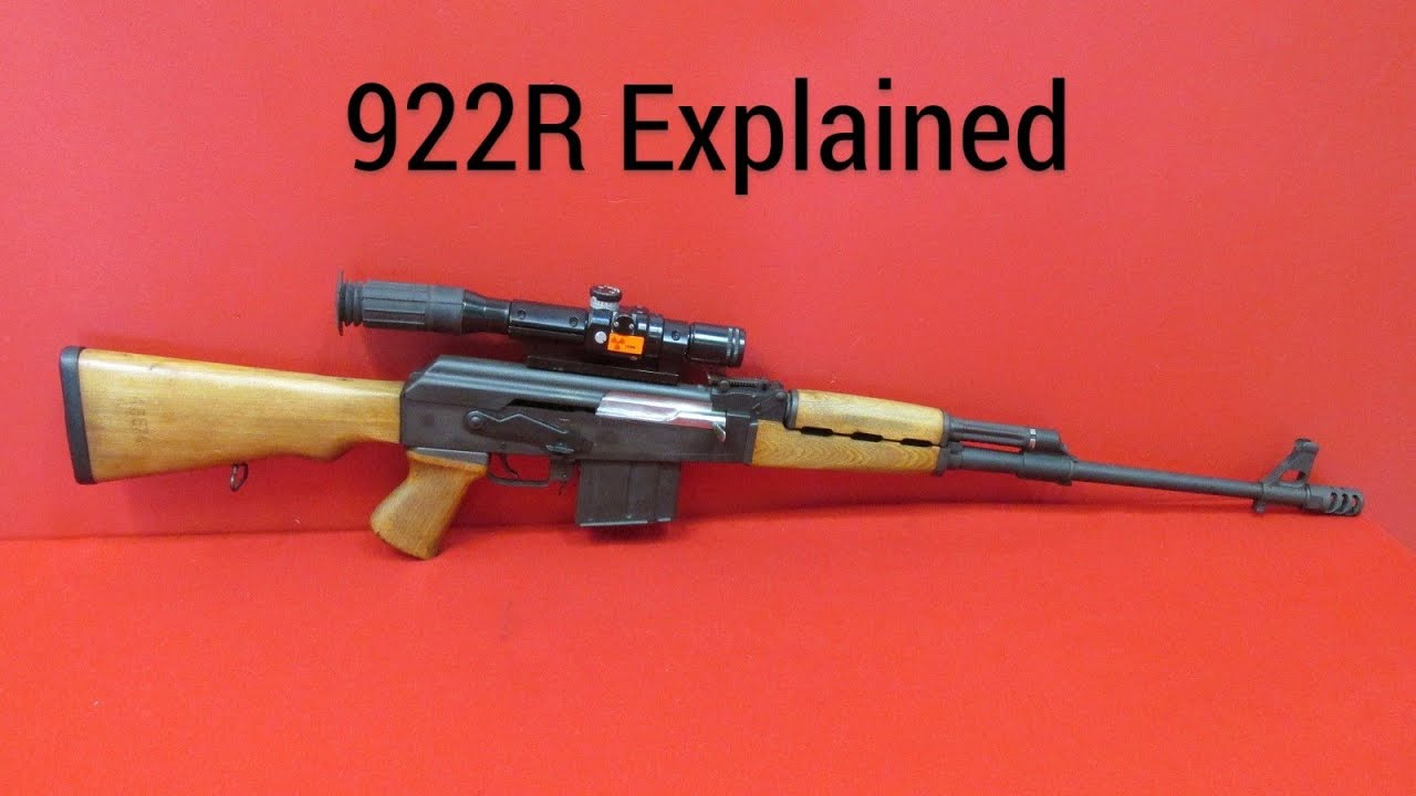 What is 922R? A Quick Explanation of 922R and compliance. Applies to Imported Semi Automatic rifles!