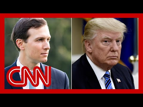 Book claims livid Trump was told Kushner decided on federal Covid-19 testing