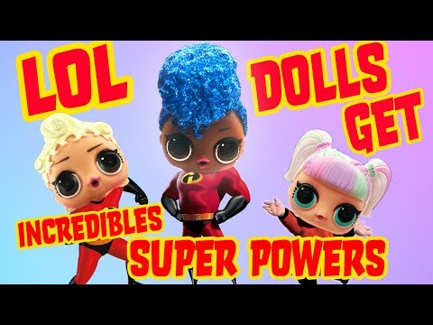Lol Surprise Dolls Perform The Greatest Showman Featuring Madame
