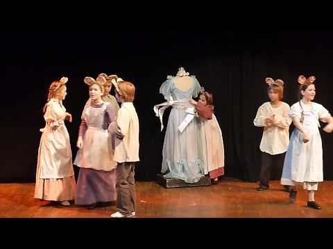 "Cinderella's ""The Work Song"": FVR Fall 2012 Youth Ensemble"