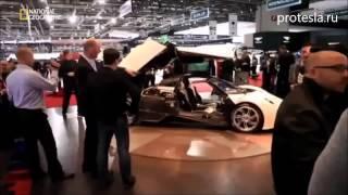 Мегазаводы Тесла Моторс  HD Электромобиль Tesla Model S