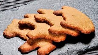 Pan de puerquitos o marranitos - Pig Bread