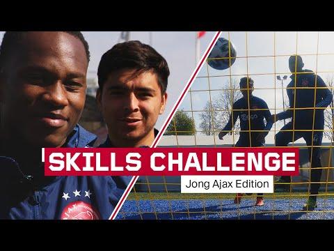 Jong Ajax Skills