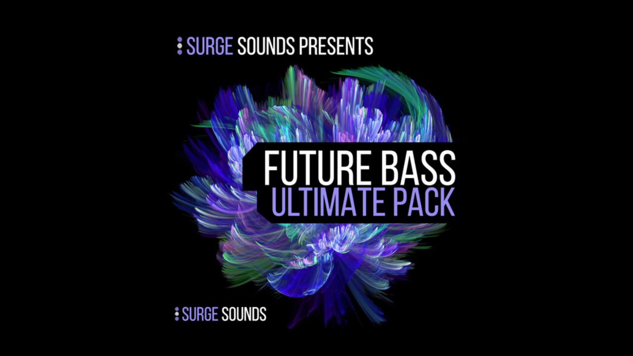 Future Bass Ultimate Bundle - 4 Packs for Serum & Massive