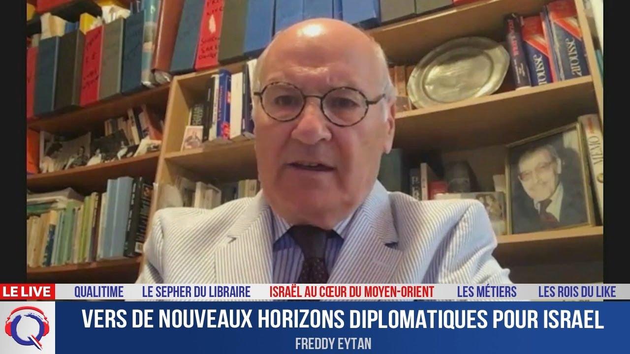 Vers de nouveaux horizons diplomatiques - IMO#144