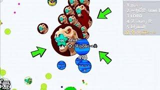 ✅ Agar.io Mobile - The CRAZIEST PRESPLIT! | EPIC MOMENTS | CANNONSPLIT BAIT | AGAR.IO DUO TAKEOVER!