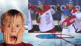 Доминик Кубалик Россия Чехия 3 3 Чемпионат мира по хоккею 2021