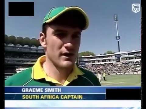 South Africa VS Australia 5th ODI 2006 Highlights