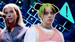 Billie Eilish Entre Las Más Peligrosa de Buscar en Internet